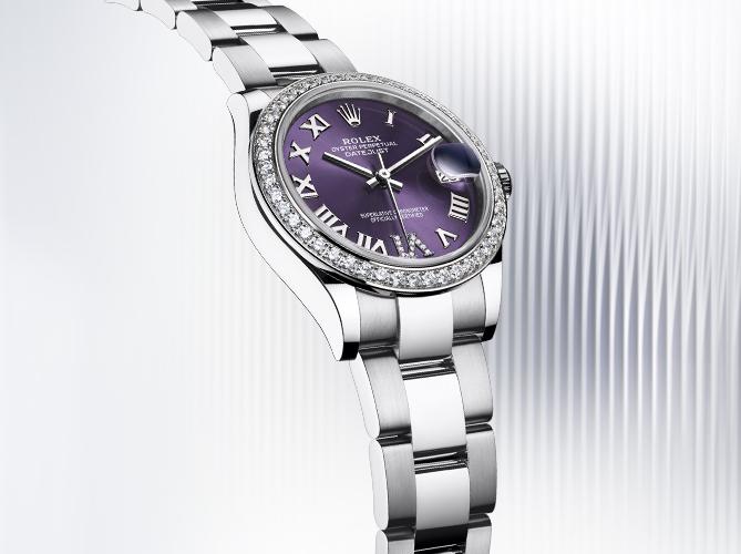 Datejust 31 - Die klassische Armbanduhr par excellence